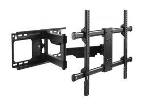 Uchwyt do ściany 37-70 cali  czarny LPA49-463D (regulacja w pionie i w poziomie)