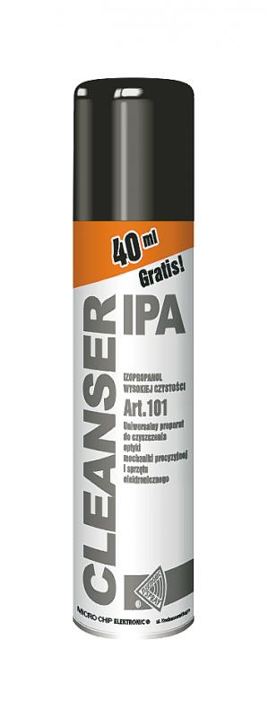 Cleanser IPA 100ml. Spray MICROCHIP ART.101