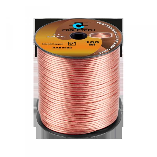 Kabel głośnikowy 2,0mm