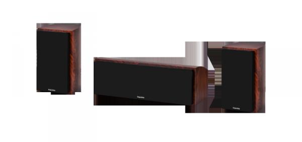Kolumny głośnikowe Kruger&Matz Destiny (kolumna centralna i satelity do zestawu 5.0)