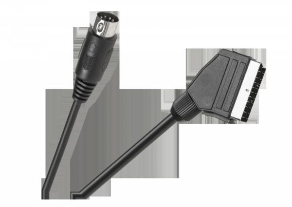 Kabel EURO - DIN 1,2m