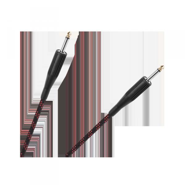 Kabel JACK 6,3 wtyk-wtyk 10m HQ
