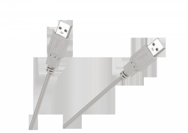 Kabel USB typu A wtyk-wtyk 5m