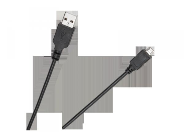 Kabel USB - USB micro Cabletech standard 0.2m