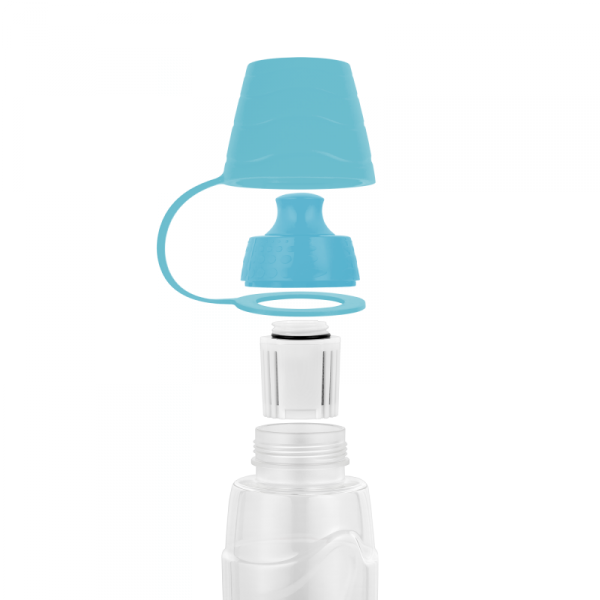 Butelka filtrująca TEESA PURE WATER BLUE