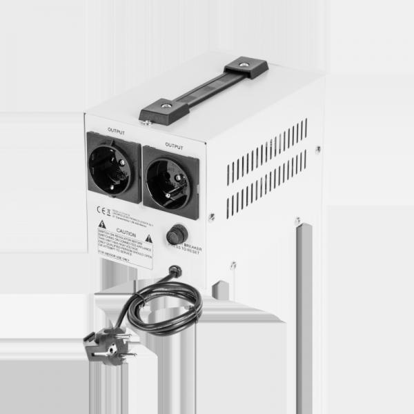 Automatyczny stabilizator napięcia  KEMOT SER-500