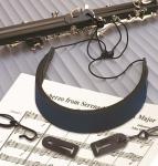 Pasek do klarnetu B/A Neotech C.E.O. elastyczny (3 rozmiary)