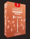 Stroiki do klarnetu B/A Marca Professional Series Premium
