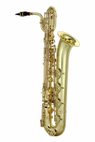 Saksofon barytonowy LC Saxophone B-601CL clear lacquer