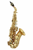 Saksofon sopranowy LC Saxophone SC-601CL clear lacquer
