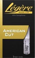 Stroik do saksofonu altowego Legere American Cut