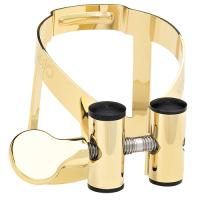 Ligaturka do saksofonu altowego Vandoren M/O pozłacana