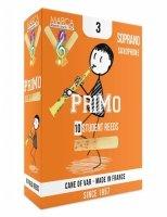 Stroiki do saksofonu sopranowego Marca Student Select Series Primo