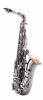 Saksofon altowy LC Saxophone A-703BD black plated finish