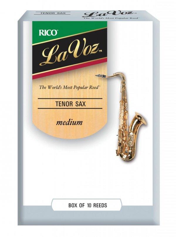 Stroiki do saksofonu tenorowego Rico La Voz