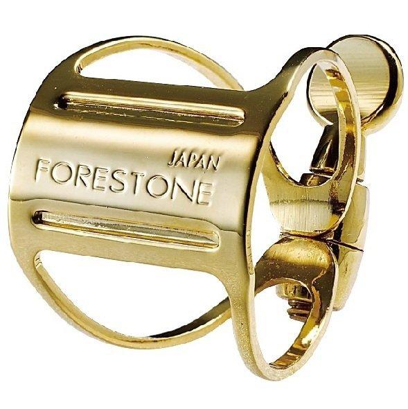Ligaturka do saksofonu altowego Forestone lakierowana