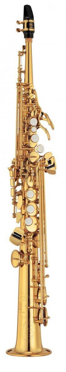 Saksofon sopranowy Yamaha YSS-475II
