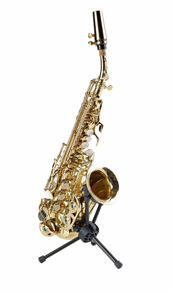 """Stojak do saksofonu sopranowego K&M 14355 """"Saxxy"""""""