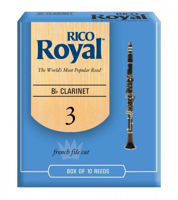 Stroiki do klarnetu B/A Rico Royal