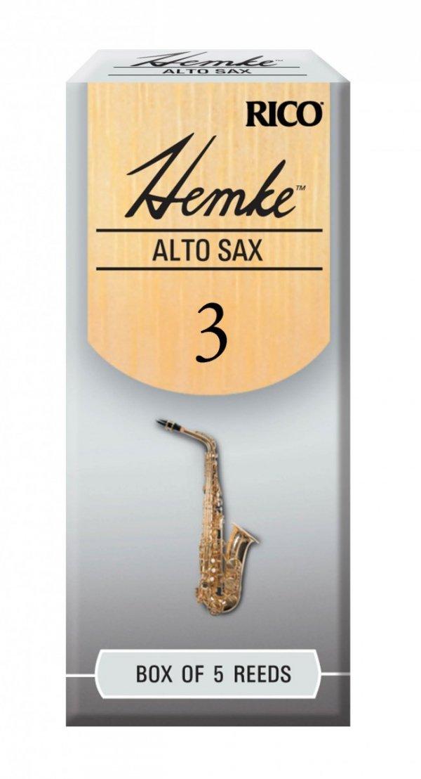 Stroiki do saksofonu altowego Rico Hemke