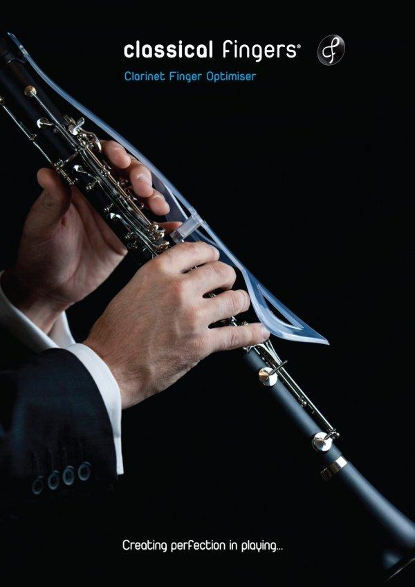 Clarinet Finger Optimiser