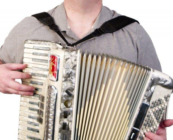 Pasy do akordeonu Neotech Pad-It