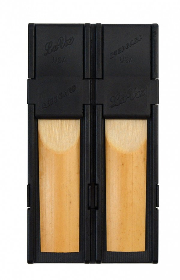 Etui na stroiki Rico Reed Guard IV klarnet basowy