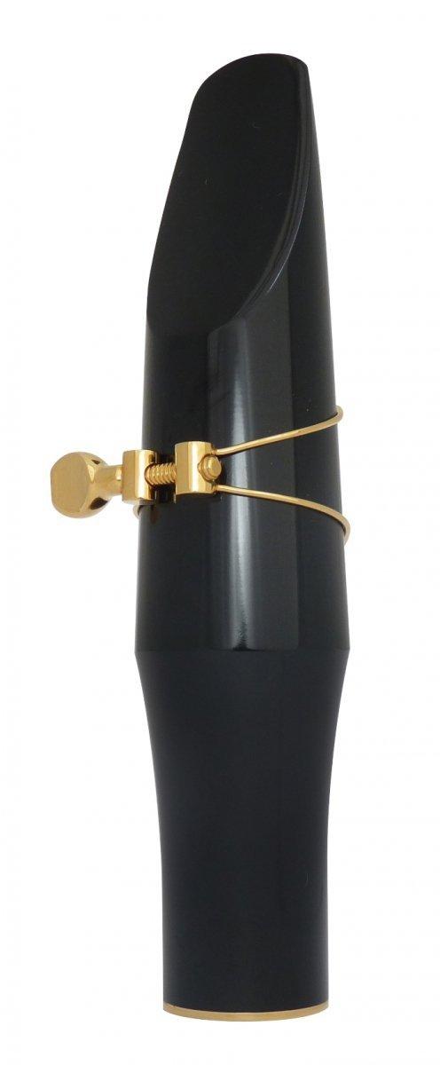 Ustnik do saksofonu barytonowego Brancher L29 (114) gold wire