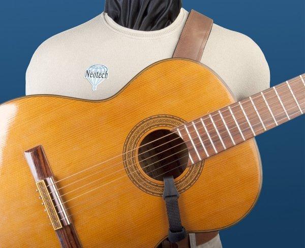 Pasek do gitary klasycznej Neotech Slimline Classical