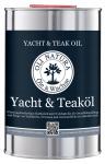 Oli - Natura Yacht & Teaköl olej do tarasów 3 litry NATURALNY
