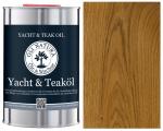 Oli - Natura Yacht & Teaköl olej do tarasów 2,5 litra NATURALNY