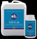 Oli-Aqua TOP lakier poliuretanowy dwuskładnikowy do podłogi