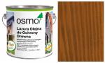 Osmo Lazura Olejna do Ochrony Drewna 707 orzech 2,5 l
