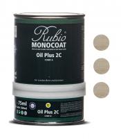 Olej Rubio Monocoat Oil 2C Plus 350ml Super White