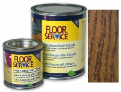 Wosk Twardy Olejny Floor Service kolor HAVANA 810 opak. 1 L