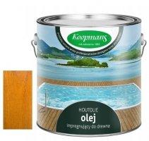 Olej Koopmans Houtolie 2,5 L dąb królewski