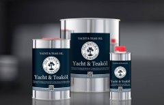 Oli - Natura Yacht & Teaköl olej do tarasów 1 litr TEAK