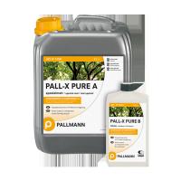 Pallmann Pall-X Pure lakier dwuskladnikowy wodny (efekt surowego drewna)