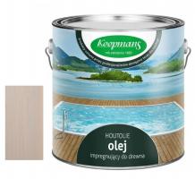 Olej Koopmans Houtolie 5 L szary sardyński 020