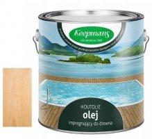 Koopmans Houtolie olej do drewna 2,5 L bezbarwny