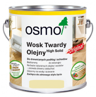 Wosk Twardy Olejny Osmo 3041 opak. 0,75 L EFEKT SUROWEGO DREWNA