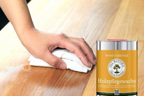 Oli-Natura Holzpflegewachs konserwant do podłóg olejowanych