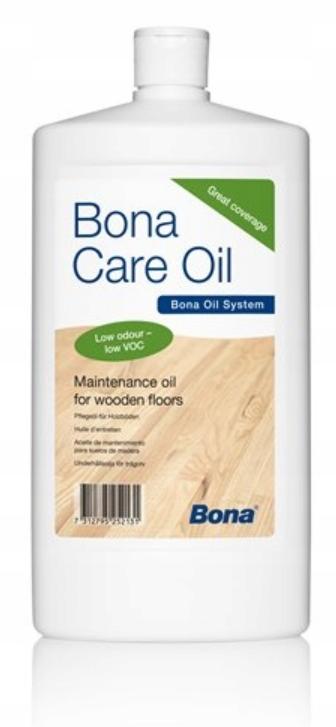 Olej pielęgnacyjny Bona Care Oil 1 L