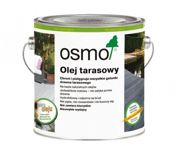 Olej Tarasowy Osmo 019 opak. 0,75 L SZARY