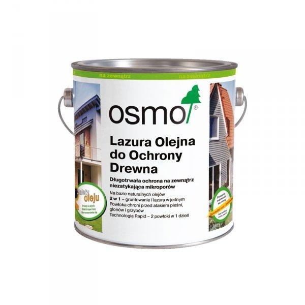Osmo Lazura Olejna do Ochrony Drewna 707  opak.  0,75 L (orzech)