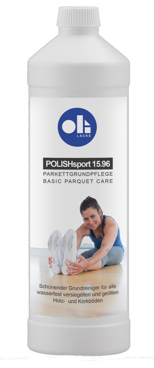 Oli-Aqua Polishsport konserwant antypoślizgowy do podłóg lakierowanych (opak. 5 litrów)