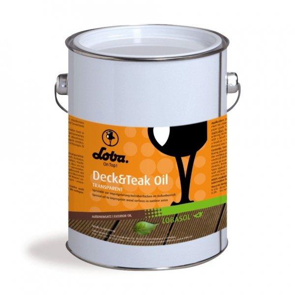 Loba Deck&Teak Oil (opak. 2,5L)