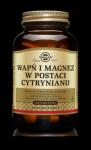 Solgar Wapń i Magnez 100 tabl.