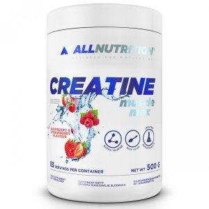 Allnutrition Creatine Muscle Max 500g poziomkowo-truskawkowy