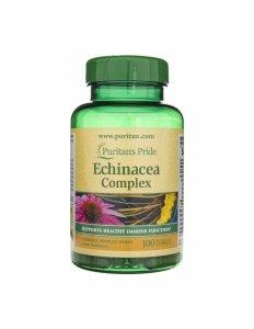 Echinacea Complex 100 caps Puritan's Pride